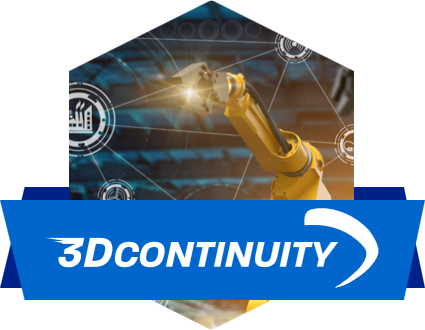 3D continuity